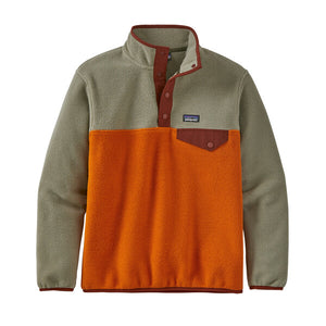 Patagonia LW Synch Snap-T Pullover Fleece - Kids