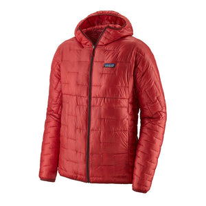 Patagonia Micro Puff Insulated Hoody - Mens