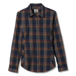 Royal Robbins Dream Trekker Flannel Long Sleeve - Women's