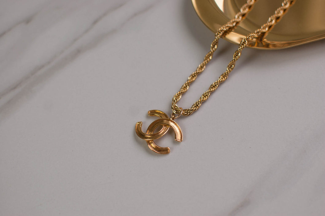 Chanel CC Necklace