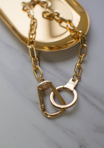 Louis Vuitton Hardware Necklace