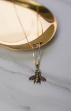 Load image into Gallery viewer, Gucci Bee Necklace