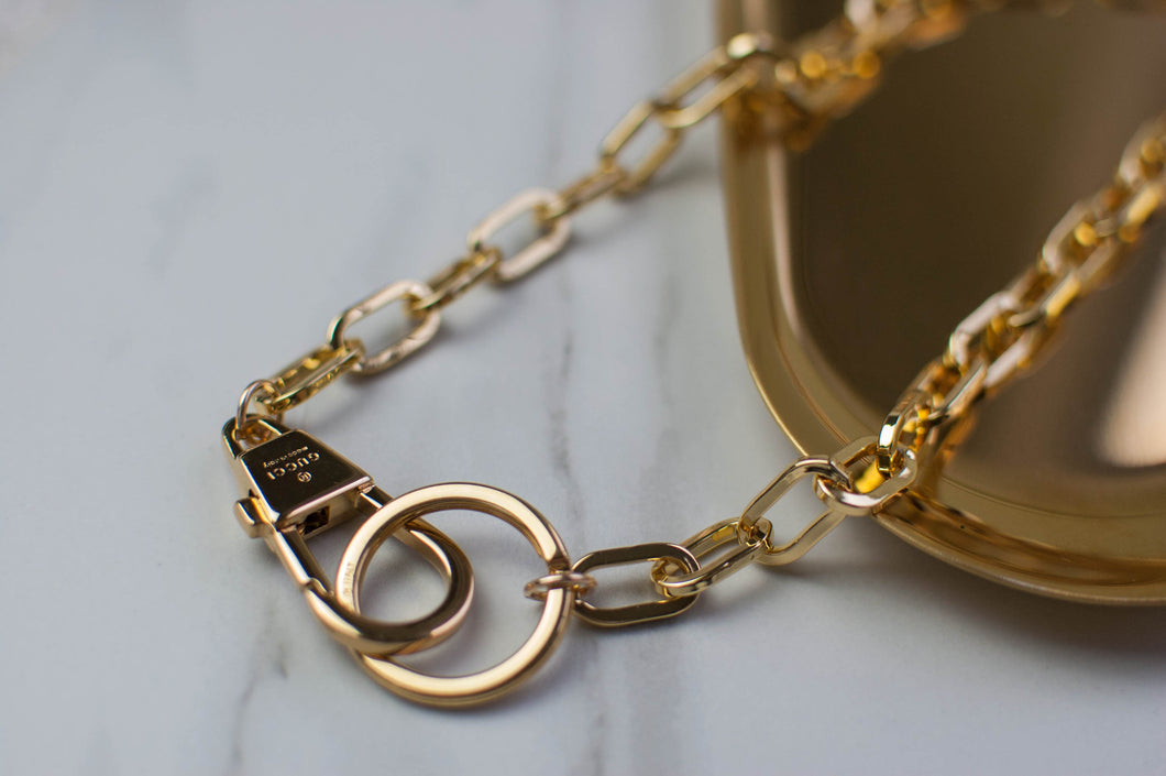 Gucci Hardware Necklace