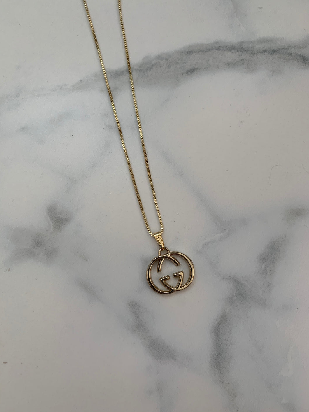 Gucci Charm Necklace