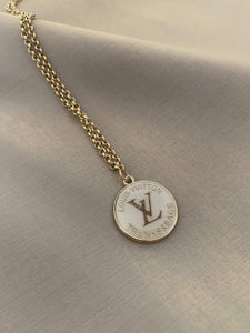 Louis Vuitton T&B Necklace
