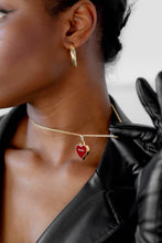 Load image into Gallery viewer, Prada Heart Necklace