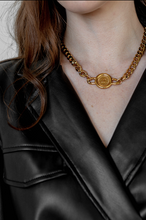 Load image into Gallery viewer, CC Statement Necklace #2