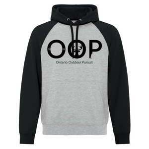 Open image in slideshow, OOP Original 2-Tone Hoodie