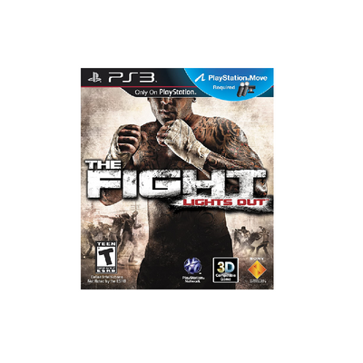 The Fight Lights Out PS3 Marca Sony