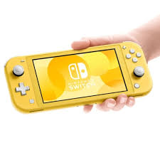 Consola De Juego Nintendo Switch De 32 GB y Color Amarillo Marca Nintendo