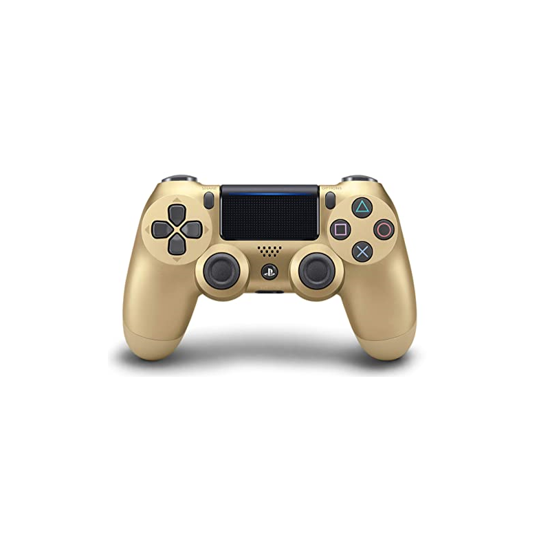 Dualshock 4 PS4 Gold Marca Sony