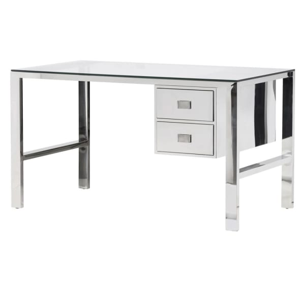 Ann Stainless Steel Desk