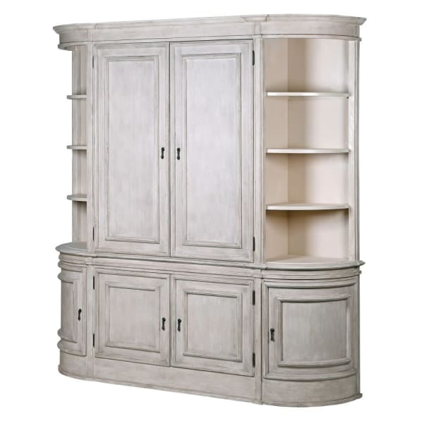 Antique Gustavian Display Unit