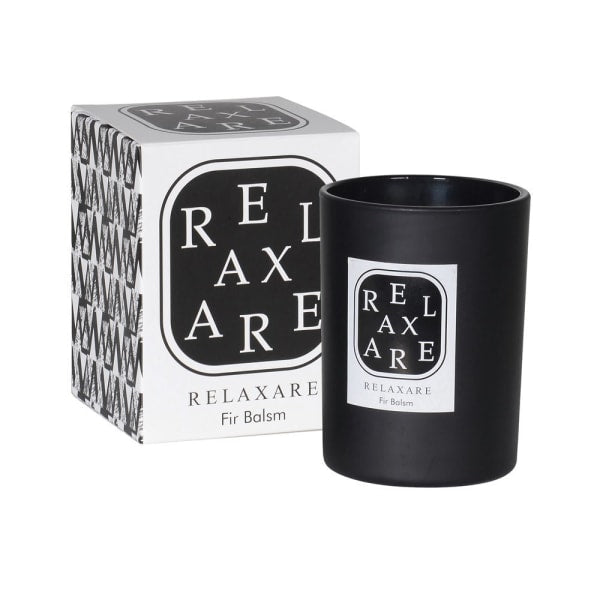 Fir Balsm Scented Candle