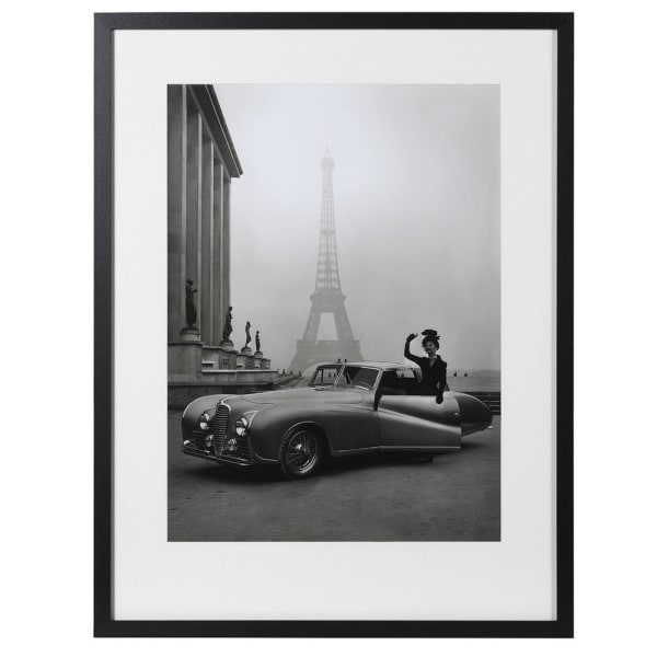 Paris Print Picture