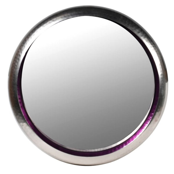 Purple Wall Mirror
