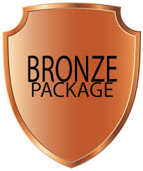BRONZE WEBSITE PACKAGE