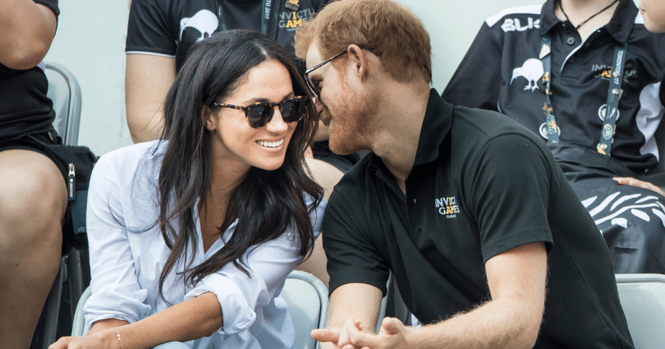 Harry and Meghan Markle Sunglasses