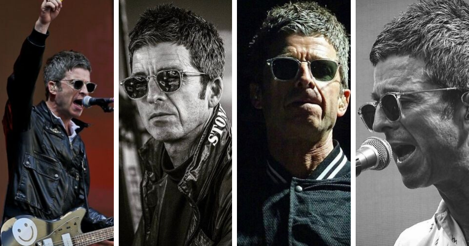 Noel Gallagher Sunglasses