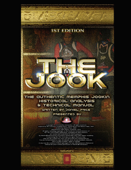 The Jook Scrolls (First Edition)