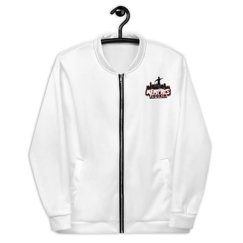 Memphis Jookin Logo Jacket (Red/Black)