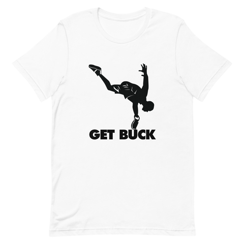 "Lil Buck ""Get Buck"" V2 Short-Sleeve T-Shirt"