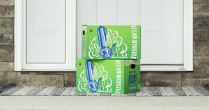 Steam Whistle Pilsner 24-bottles Home Beer Delivery