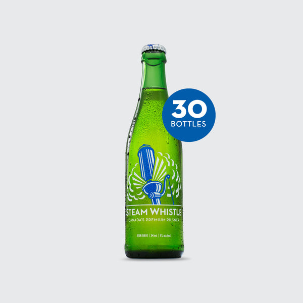 Steam Whistle Pilsner Subscription 30-Pack