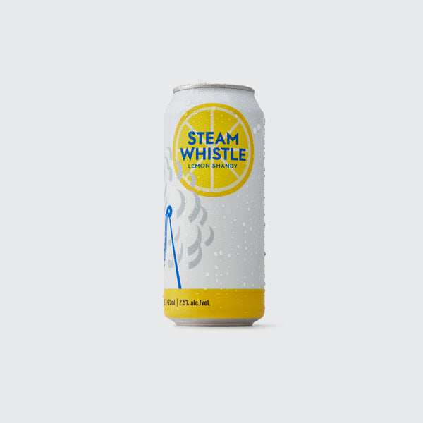 Steam Whistle Lemon Shandy 473mL Tall Can