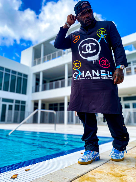 King Chanel Black