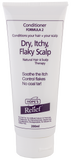Itchy Flaky Scalp Conditioner with natural ingredients