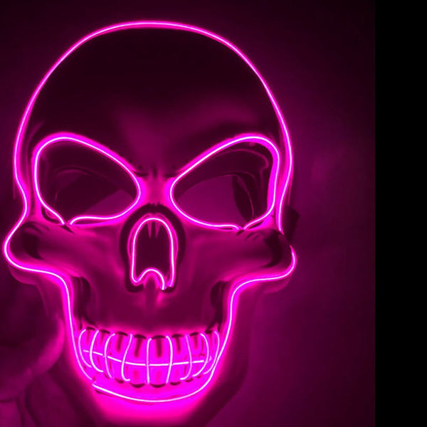 Masque Purge LED Halloween