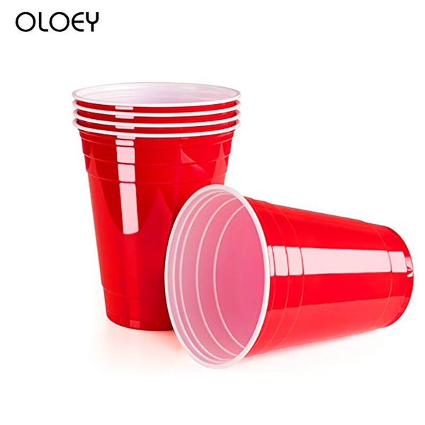 Gobelets Rouges 450ml