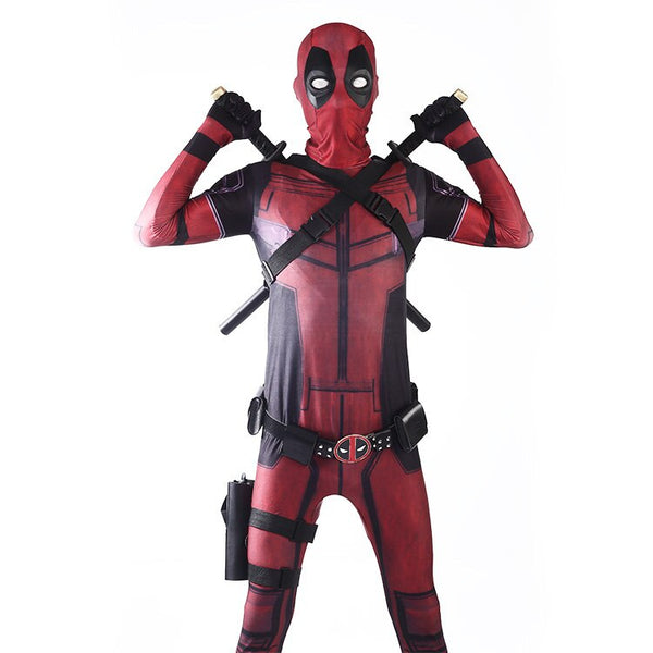 Costume complet Deadpool adultes & enfants
