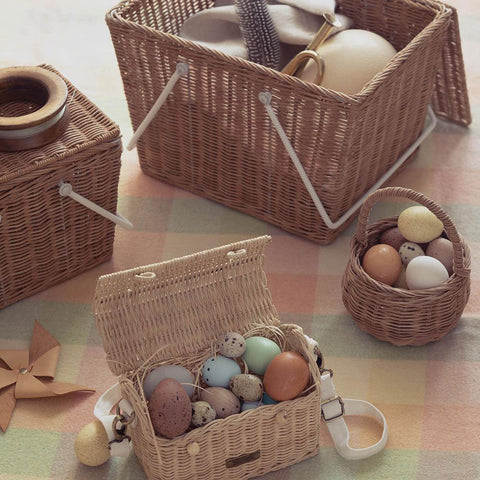 Piki Baskets - available in five different colours.
