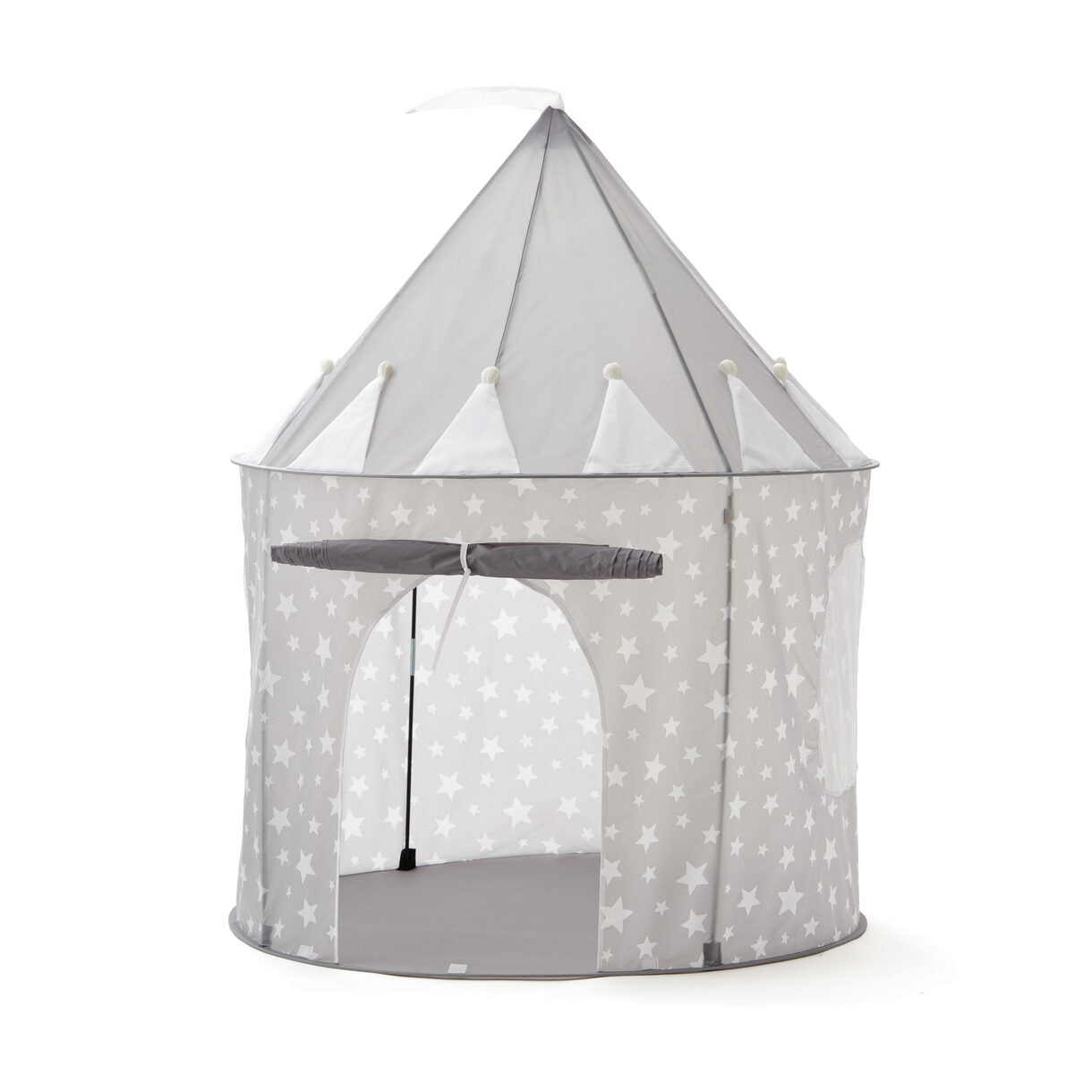 Kids Concept Play Tent Grey Star