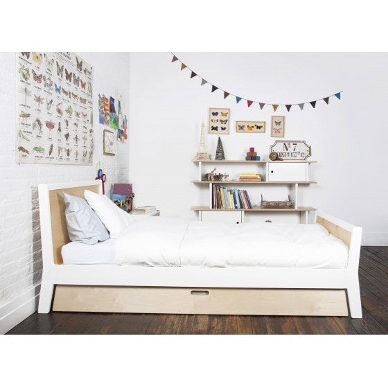 Oeuf sparrow twin bed trundle