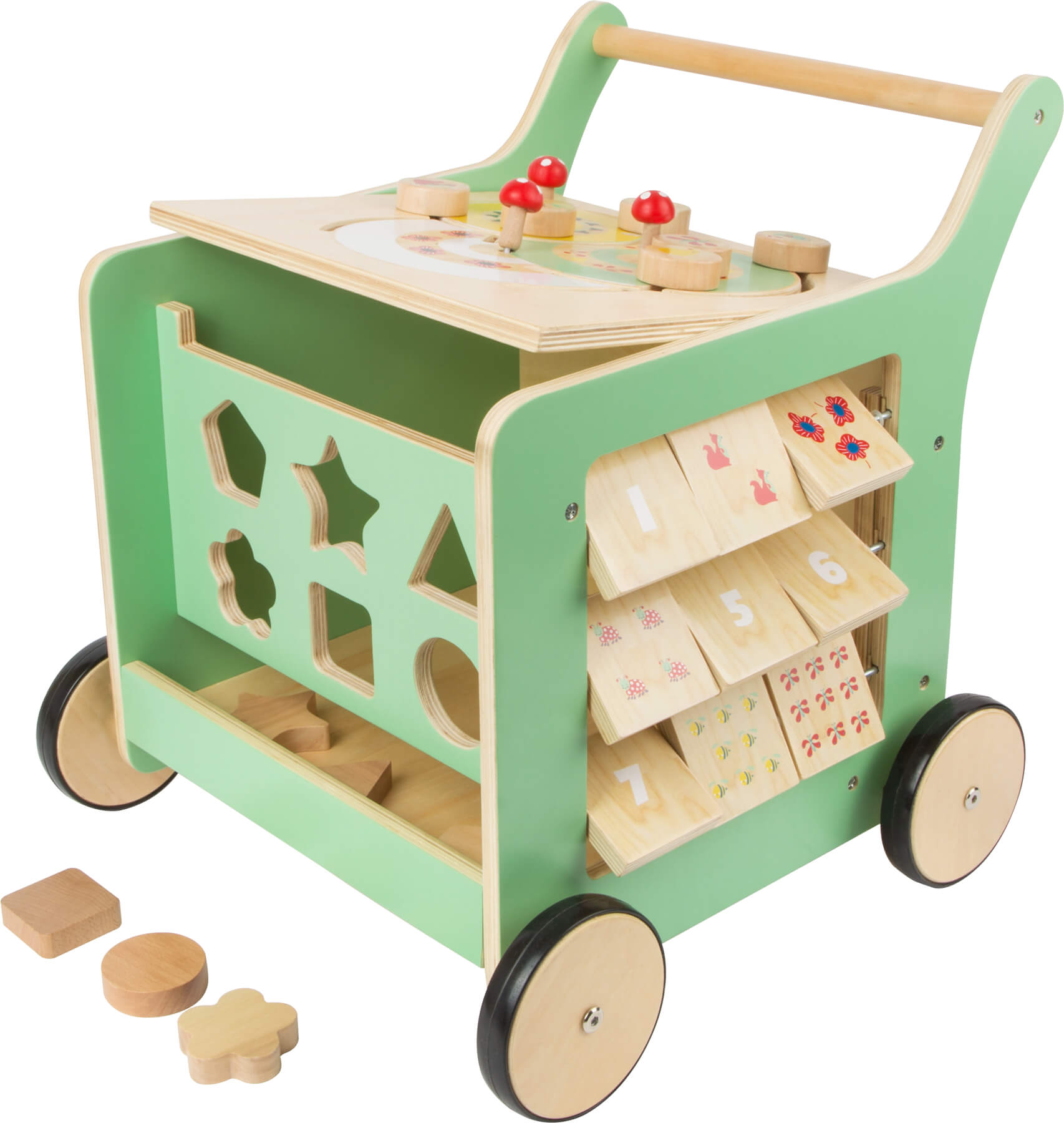 Educational Baby Walker