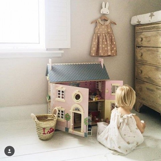 Bay Tree House Wooden Dolls House - Le Toy Van