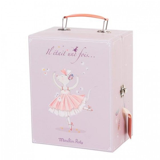 Moulin Roty Ballerina suitcase