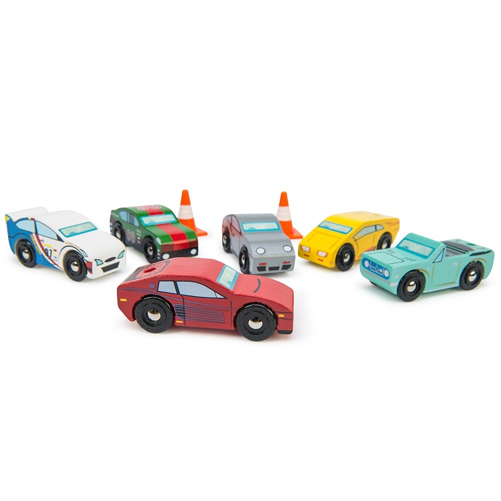 Monte Carlo wooden sports cars - Le Toy Van
