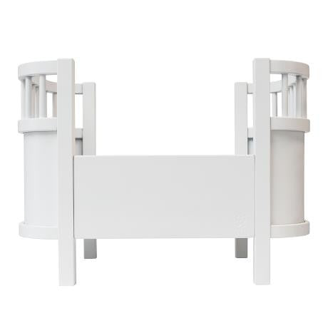 Sebra Interior dolls bed White