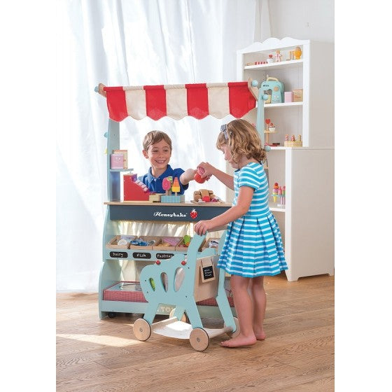 Le Toy Van shop and cafe - Bundle
