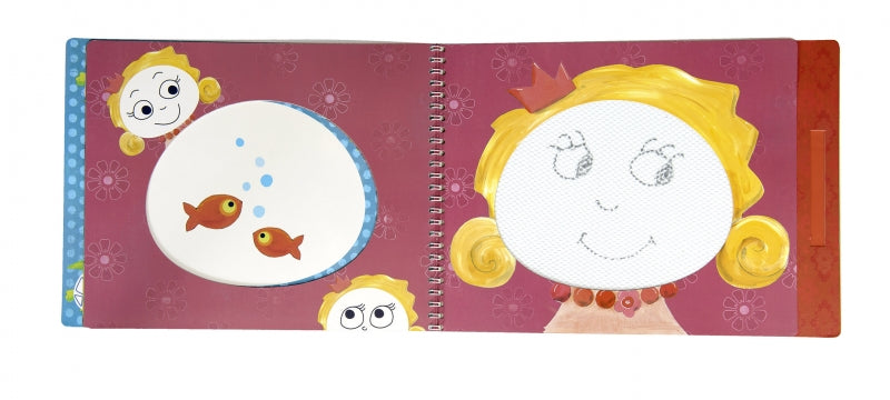 Magnetic Sketch Book