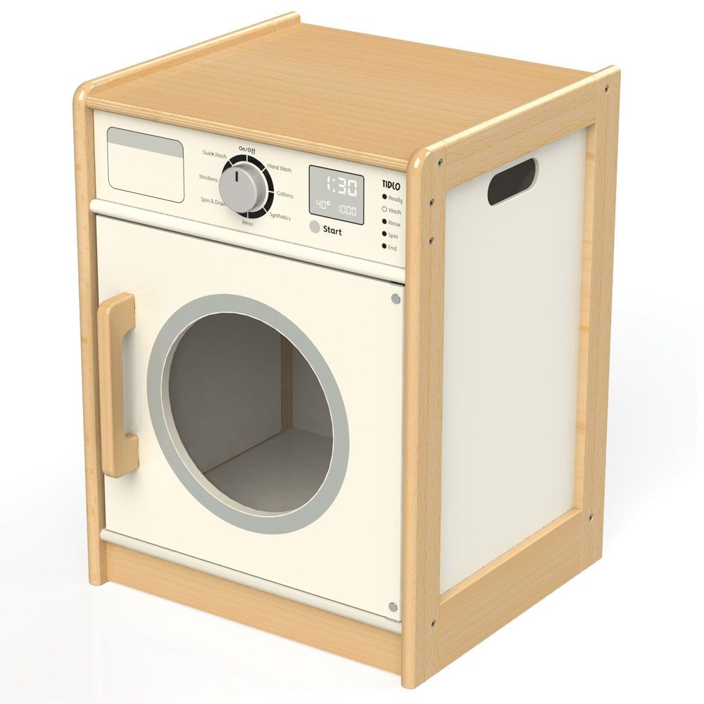 Wooden washing machine Bigjigs