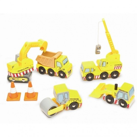 Le Toy Van construction set