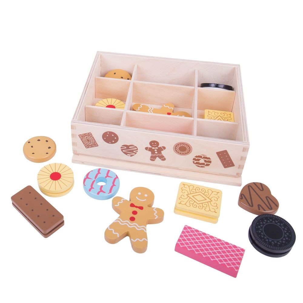 Box of biscuits Bigjigs