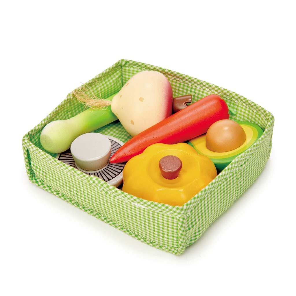 Market Vegetables Basket