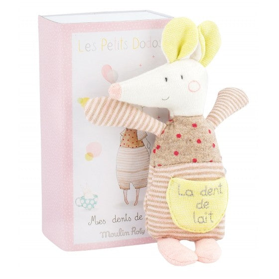 Moulin Roty Tooth mouse