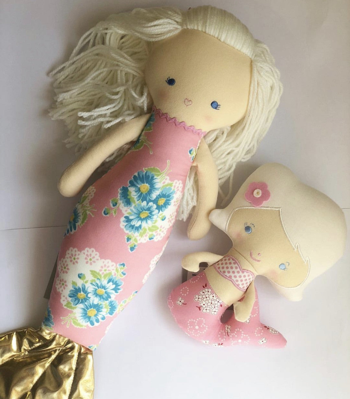 Alimrose mermaid rattle